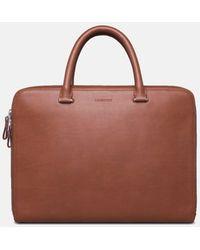 """Sandqvist Myrtel Briefcase 13"""" (leather)"""