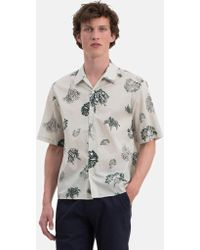 Norse Projects - Carsten Print Shirt - Lyst