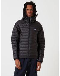 Patagonia Down Jumper Hooded Jacket