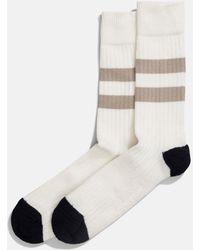 Norse Projects - Bjarkl Cotton Sport Socks - Lyst
