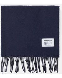 Norse Projects - Norse X Johnstons Lambswool Scarf - Lyst