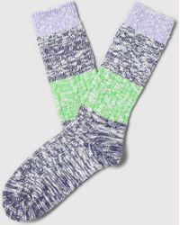Wigwam - Capri Block Strope Socks - Lyst