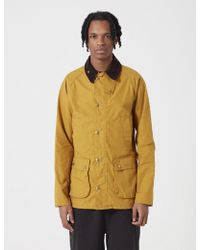 Barbour - Washed Bedale (sl) Jacket - Lyst