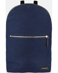 Sandqvist - Apollo Backpack (canvas) - Lyst