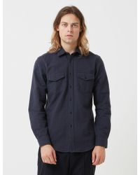 Portuguese Flannel - Campo Shirt - Lyst