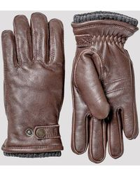 Hestra - Utsjö Sport Gloves (leather) - Lyst