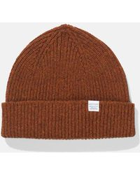 Norse Projects - Lambswool Beanie Hat - Lyst