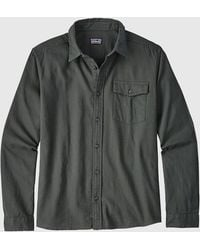 Patagonia - M's Fjord Lightweight Flannel Shirt - Lyst