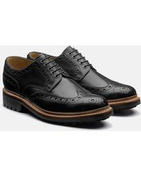 Grenson - Archie Commando Sole Shoes (leather) - Lyst
