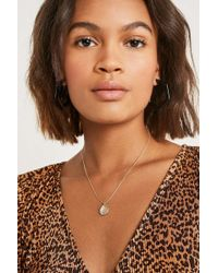 Urban Outfitters - Premium Shell Charm Necklace - Womens All - Lyst