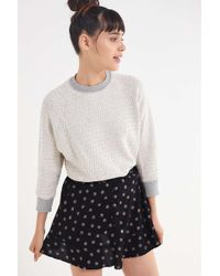 Urban Outfitters - Uo Sandy Crew Sweatshirt - Lyst