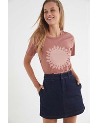 Truly Madly Deeply - Back To The Sky Tee - Lyst