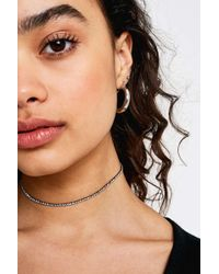 Urban Outfitters - Crystal Choker Necklace - Womens All - Lyst