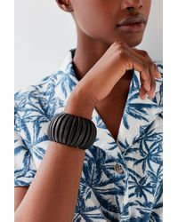 Urban Outfitters - Simple Wood Bracelet - Lyst