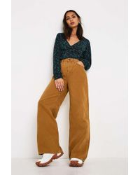 BDG - Washed Tobacco Puddle Trousers - Lyst