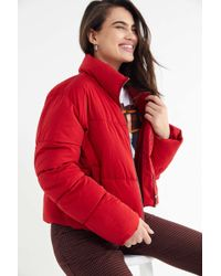Urban Outfitters - Uo Hadley Puffer Coat - Lyst