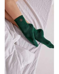 Urban Outfitters - Uo Smile Embroidery Socks - Lyst
