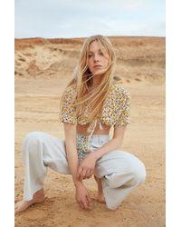 BDG - Drawstring Puddle Jeans - Lyst