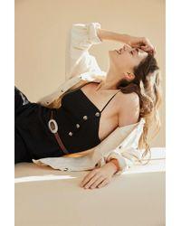 Urban Outfitters - Katherine Skinny Western Belt - Lyst