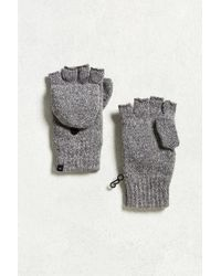 Urban Outfitters - Uo Fleece-lined Convertible Knit Glove - Lyst