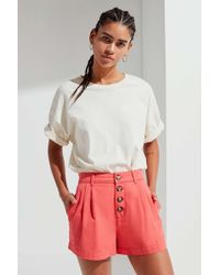 Urban Outfitters - Uo Nigel Pleated Walking Short - Lyst
