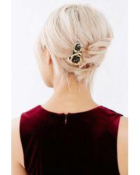 Urban Outfitters - Le Petit Fleur Hair Comb - Lyst
