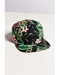 Reason - Hawaii Snapback Baseball Hat - Lyst