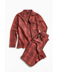 Pendleton Flannel 2-piece Pyjama Set