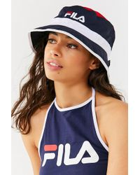 Fila | Fila Heritage Unisex Bucket Hat | Lyst