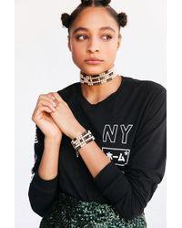 Venessa Arizaga - Whatcha Say Pearl Choker Necklace - Lyst
