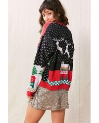 Urban Renewal - Vintage Assorted Holiday Cardigan - Lyst