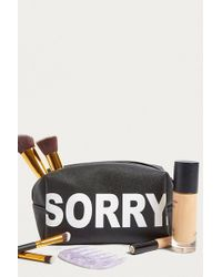 BDG - Sorry Make-up Bag - Lyst