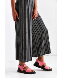 Lyst - Dr. Martens Romi Y-strap Sandal in Pink ada6eb5e3079