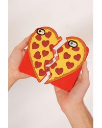 Urban Outfitters - Pizza Besties Iphone 7/6/6s Cases Set - Lyst