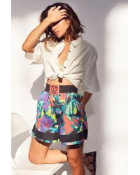Without Walls - Jade High-rise Short - Lyst