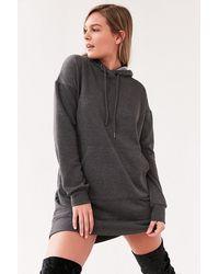 BDG - Classic Hoodie Sweatshirt Dress - Lyst