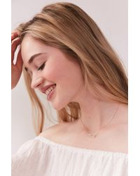 Urban Outfitters - Zodiac Nameplate Necklace - Lyst