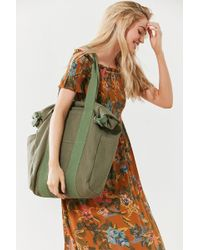 Urban Outfitters - Oversized Canvas Tote Bag - Lyst