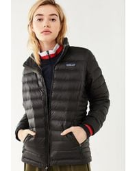 Patagonia - Down Sweater Coat - Lyst