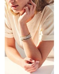 Urban Outfitters - Beaded Bracelet Set - Lyst