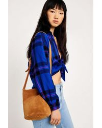 Urban Outfitters | Uo Suede Bucket Bag | Lyst