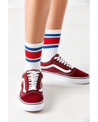 Out From Under - Sporty Gym Crew Sock - Lyst