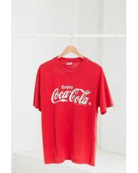 Urban Renewal - Vintage 1998 Coca-cola Tee - Lyst