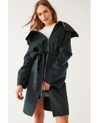 House Of Sunny - Upscale Belted Coat - Lyst