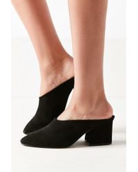 Urban Outfitters - Marta Suede Mule - Lyst