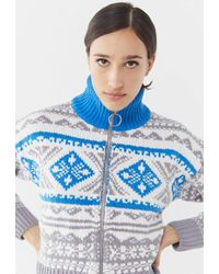 Womens Urban Outfitters Zipped Sweaters Online Sale