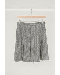 Urban Renewal - Vintage Silky Houndstooth Skirt - Lyst