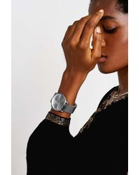 Komono - Winston Royale Silver Watch - Lyst