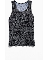 e0433d39116 Lyst - Urban Outfitters 2pac Basketball Jersey in Black for Men