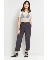 BDG - Pleated Front Casual Trousers - Lyst